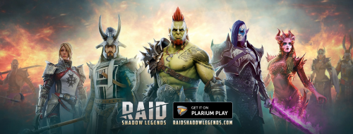 Create a Arena Raid Shadow Legends Tier List - TierMaker
