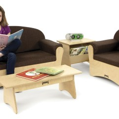 Sofa For Children Microfiber Review Jonti Craft Komfy End Table Furniture Less