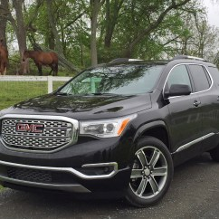 2017 Gmc Acadia With Captains Chairs Cheap Yellow Chair Covers Zero Down Best Low Price Lease Promotion Deal