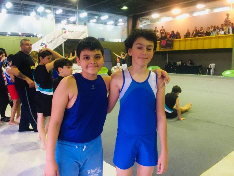 Juegos Bonaerenses en  Colegio Tierra del Sur en Pinamar, Buenos Aires
