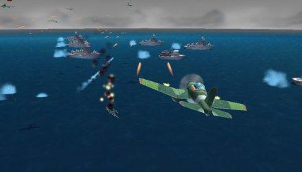 juego de guerra aviones