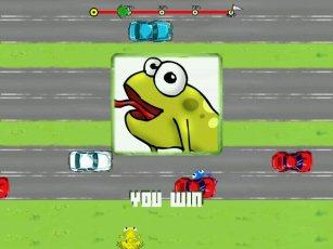 Frogger, juegos gratis, PiX Frogger