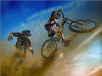 juego carrera de bicicletas