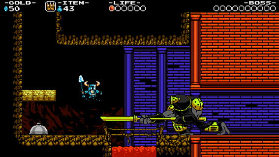 shovel knight enemigos