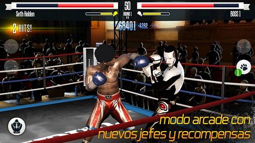 juego de android boxeo