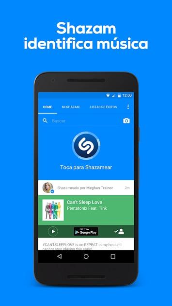 app identificar canciones