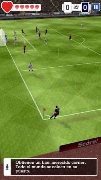 juego de futbol android