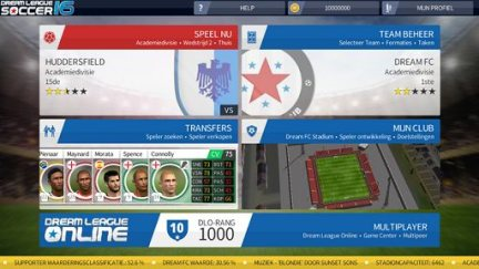trucos Dream League Soccer 2016