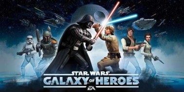 Star Wars Galaxy of Heroes
