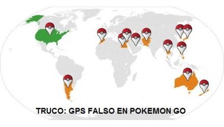 Fake GPS Pokemon