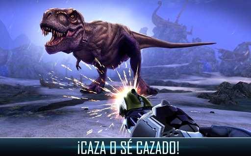 Cazar Dinosaurios Android