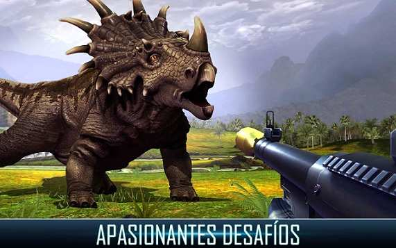 Iphone juego de dinosaruiros