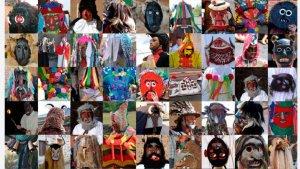 Las mascaradas de invierno; Morraches, Vaquillas y Perros de San Sebastián