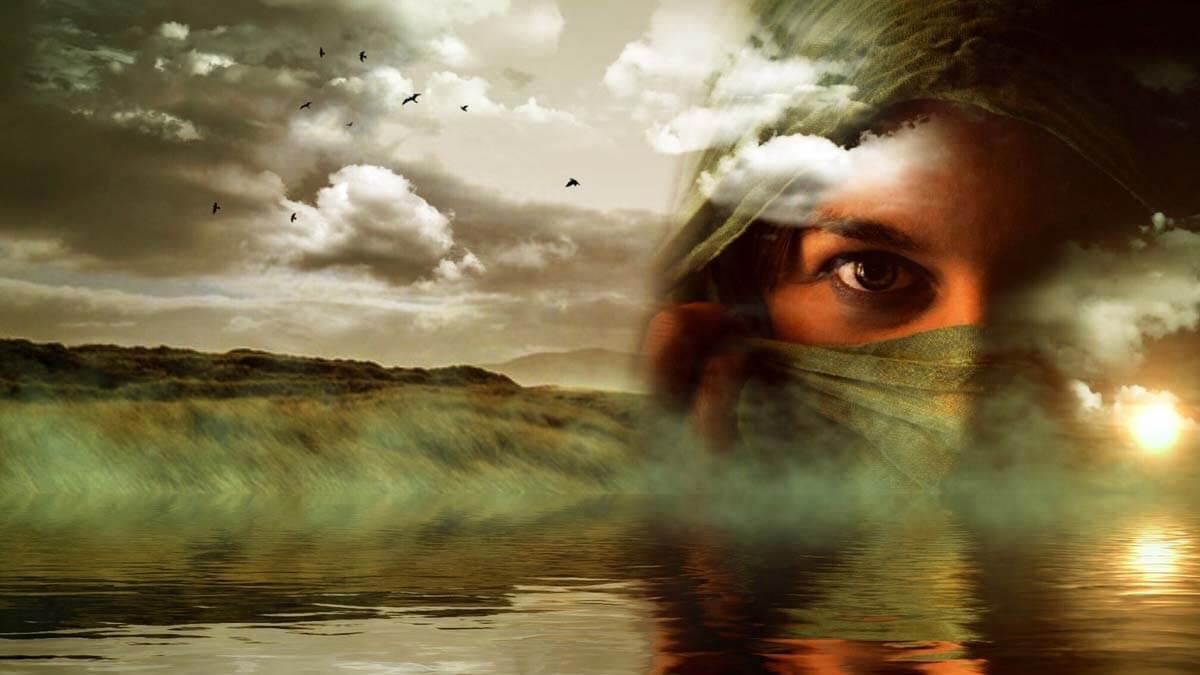 Tierra-Hechicera----sirena----paisajse---misterio---cola-de-sirena