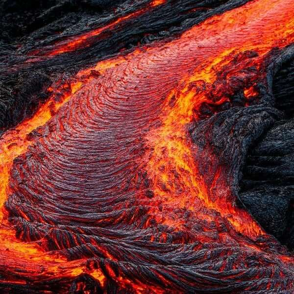 Diferencia entre lava y magma