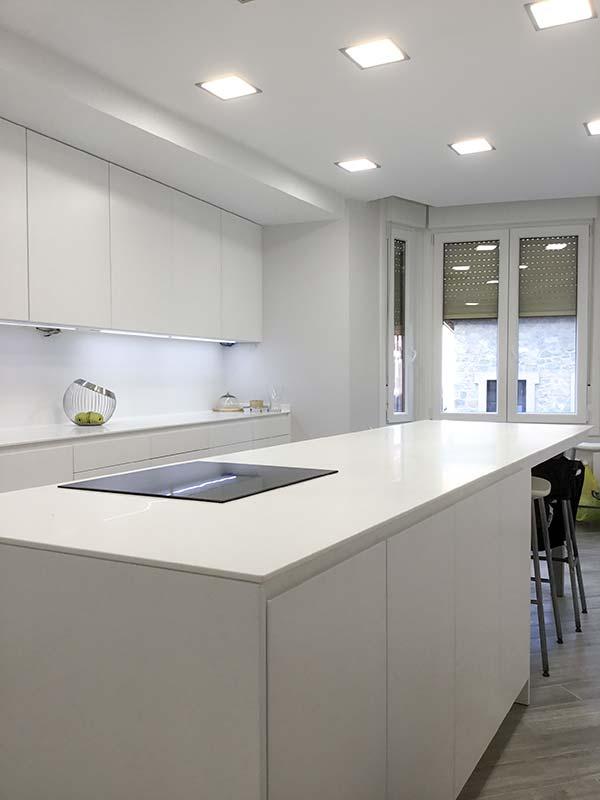Muebles de cocina hasta el techo Si o no Cocinas