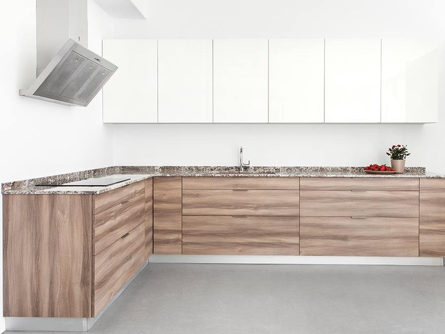 Iluminacin de cocinas  Muebles de cocina  Tierra Home