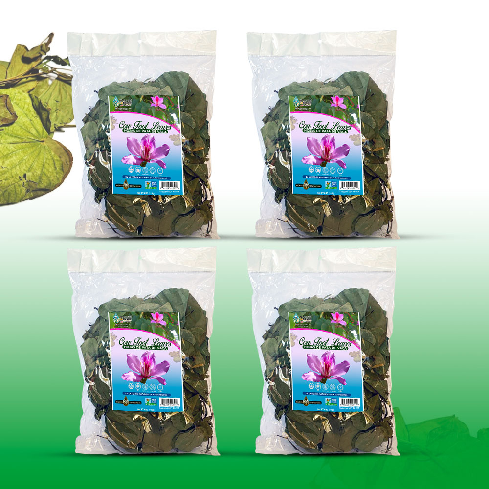 Cow's Foot Leaves 1 Lb-453g