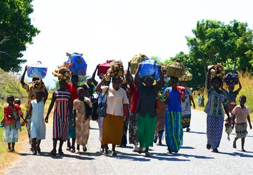 アフリカ マラウィ