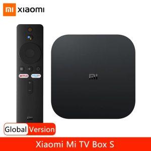 TV BOX XIOMI Mi 4K ULTRA HD VERSÃO GLOBAL