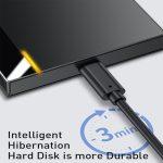 DISCO RÍGIDO EXTERNO BASEUS 6 TB CASE 2.5 SATA USB 3.0