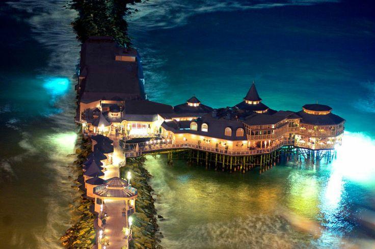 The magic and mysticism of La Rosa Nautica - Tierra Viva Hotels