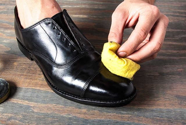 How to Shine Your Shoes A Step by Step Video and Guide