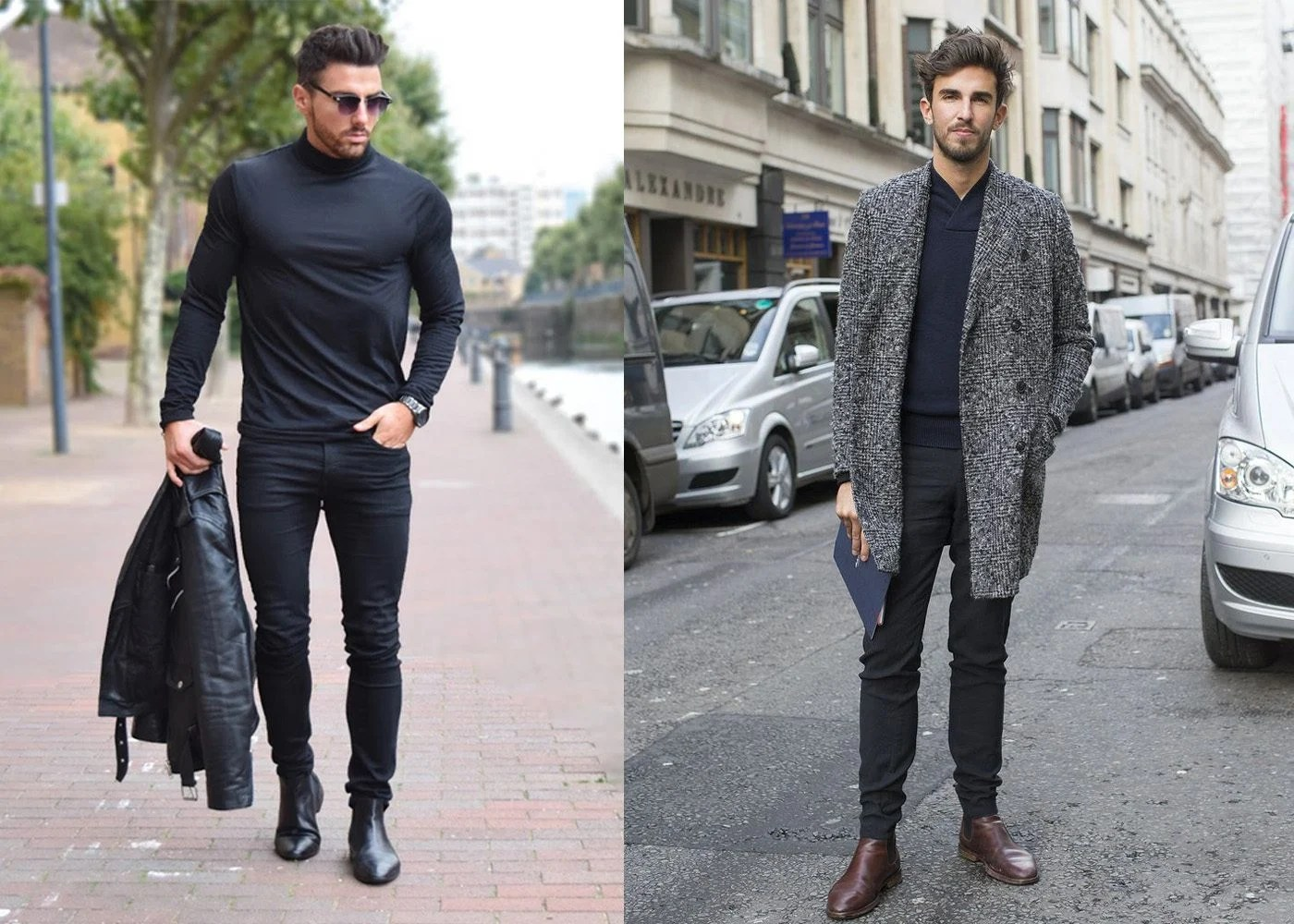 Men's Style With Chelsea Boots