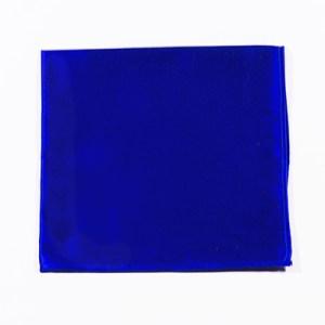 Blauwe pochet kopen