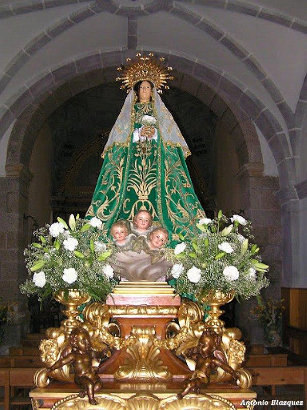 Fiestas de la Virgen de Gracia en Villarejo del Valle