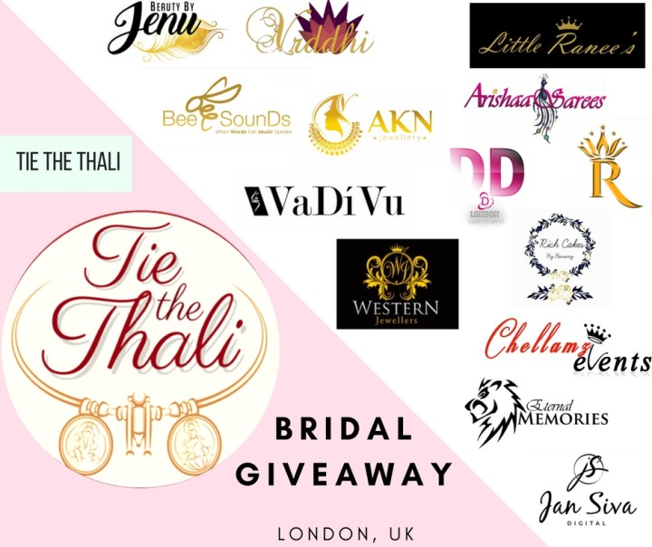 Tie The Thali Bridal Giveaway!