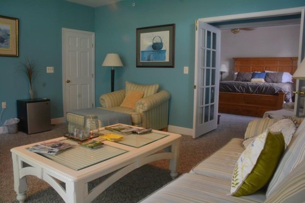 Friday Favorite - Blue Heron Bed and Breakfast