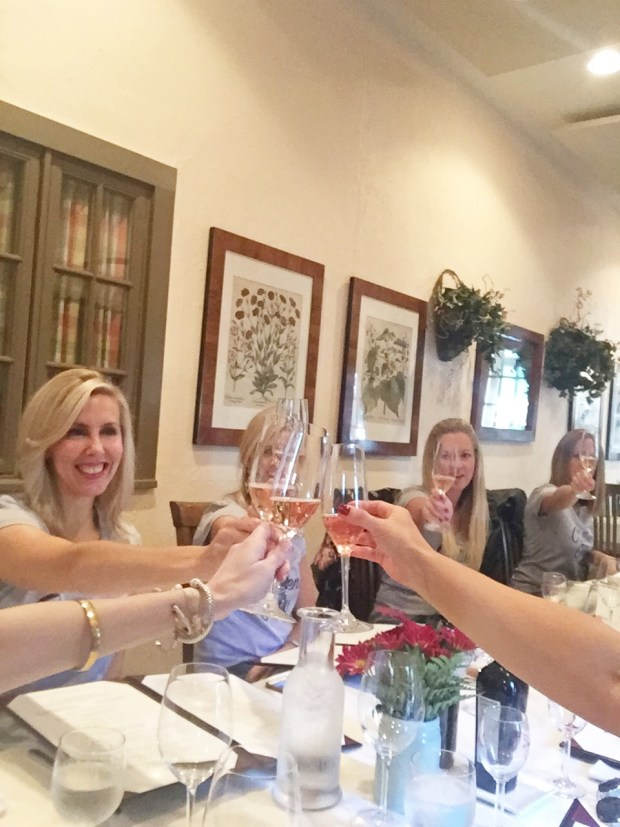 A sophisticated Bachelorette weekend that included spas, private dining, wine tasting, private tours and so much laughter gave the bride-to-be the ideal weekend away before the Big Day.