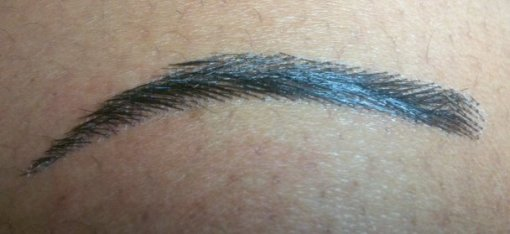 Color #1 Lace Brow