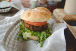 Crabby Burger, assemble!!