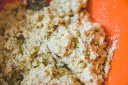 TiffanyBee.com | Vegetarian Matzo Ball Soup Recipe