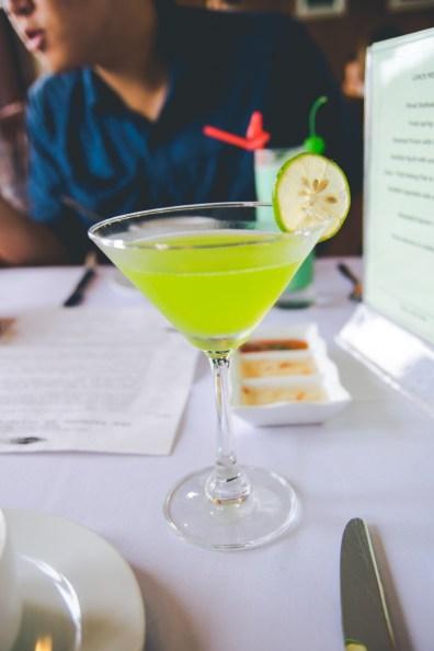 Apple martini