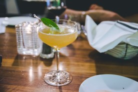 Maggie Oakes | Fancy Cocktail
