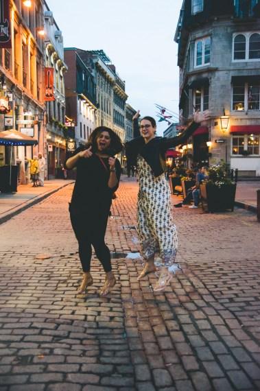 Aneet & Antigoni Jumping