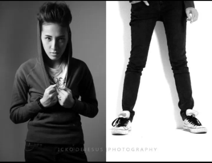 Model| Zeke Nolasco, Project Runway Philippines Photographer| Icko De Jesus