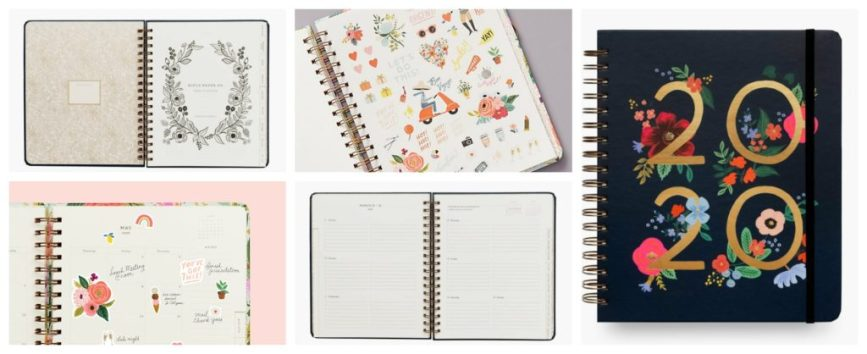 Rifle Paper Planner Review