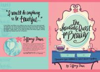 "Writing and releasing my first book ""The Insatiable Quest for Beauty"" -- and then re-releasing it!"