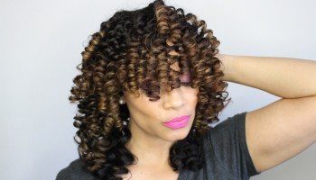 How To Use Perm Rods To Style Straight Hair The Easy Way
