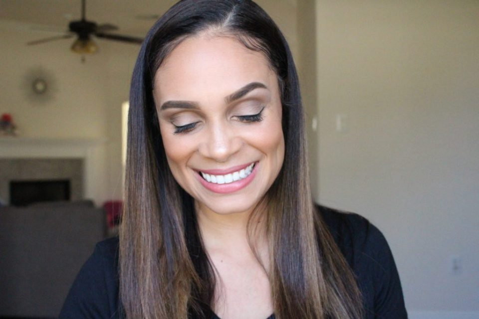 Basic 10 Minute Everyday Makeup Tutorial For The Busy Mom-Tiffany D. Brown