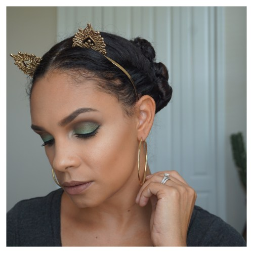 The Perfect Eyeshadow Color Combination For Brown Eyes-Tiffany D. Brown