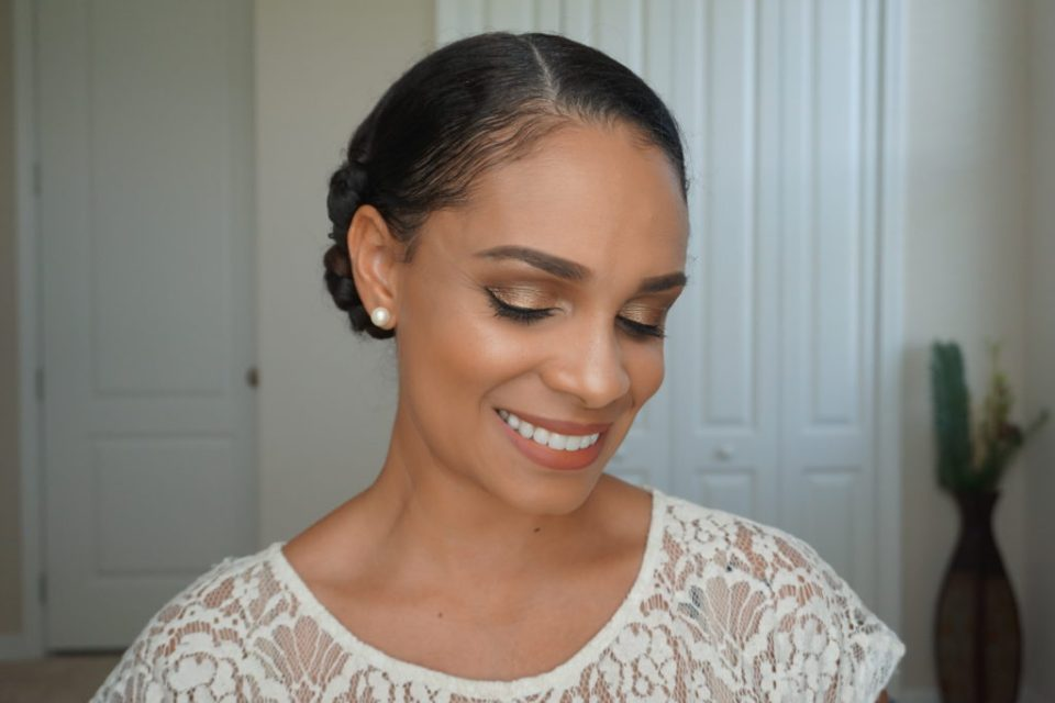 Braided Hairstyle That Is Great For Fall-Tiffany D. Brown