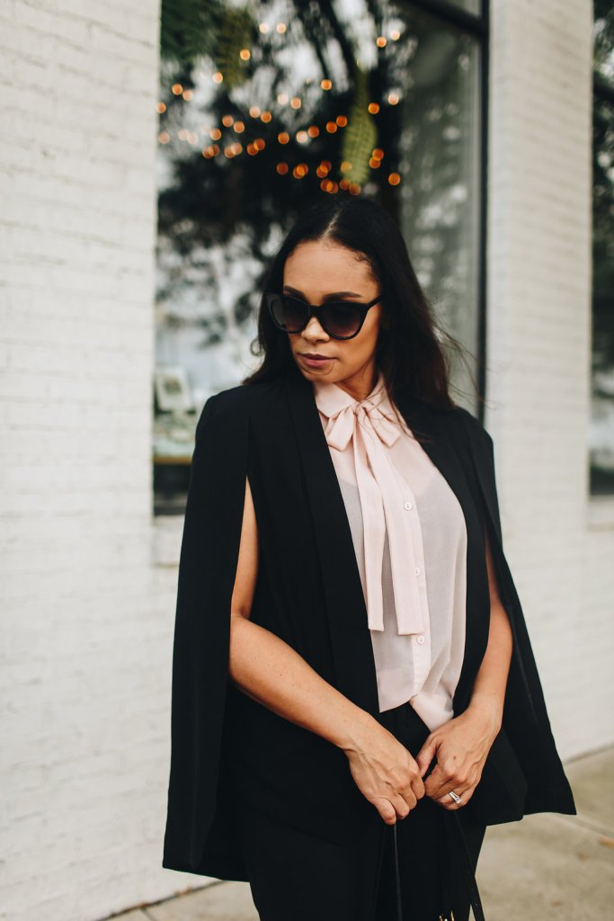 The Cape Jacket-The Piece That Every Woman Needs-Tiffany D. Brown