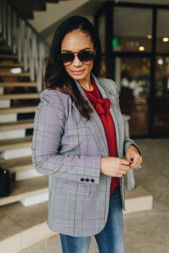 3 Reasons Why You Need This The Affordable High Quality Blazer-Tiffany D. Brown