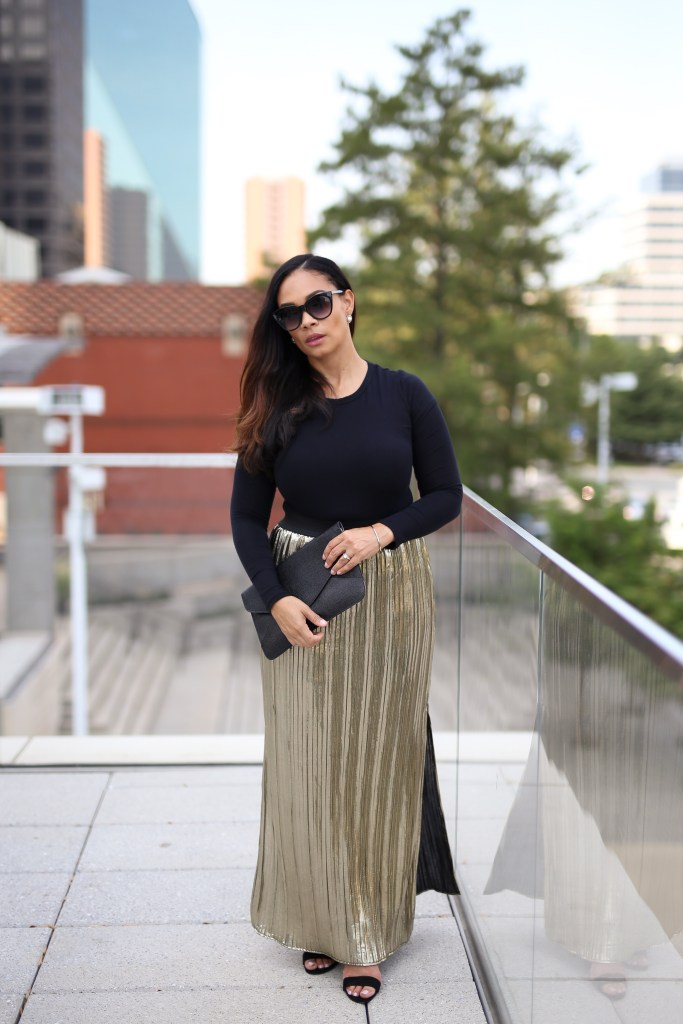 The One Skirt That You Need To Rock This Holiday Season-Tiffany D. Brown