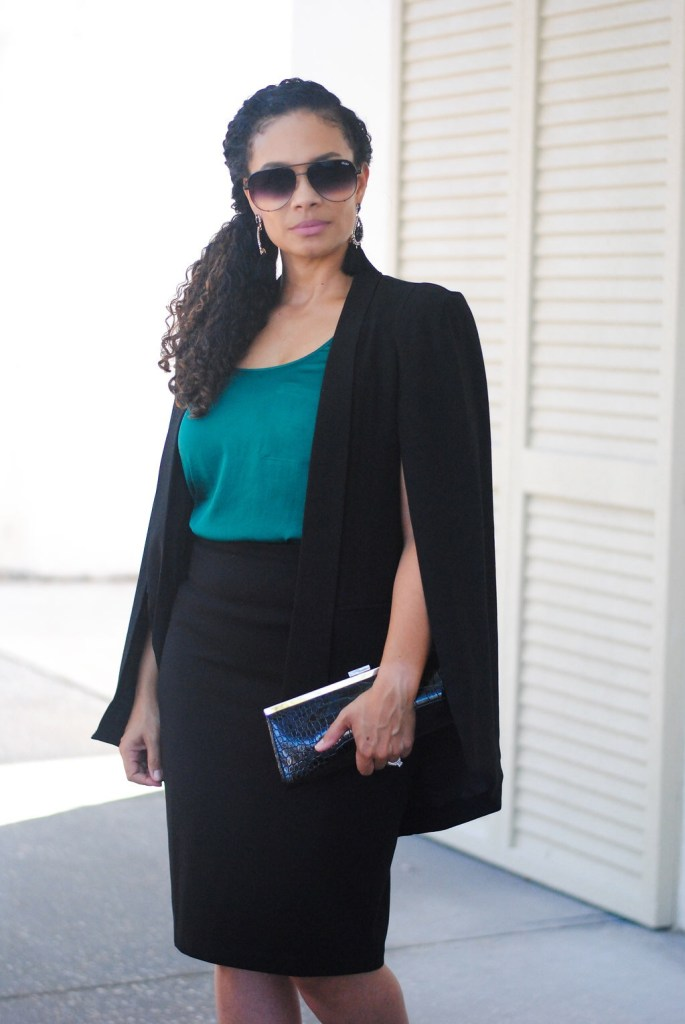 The Best Outfit For An After Work Get Together-Tiffany D. Brown